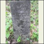 Another grave marker