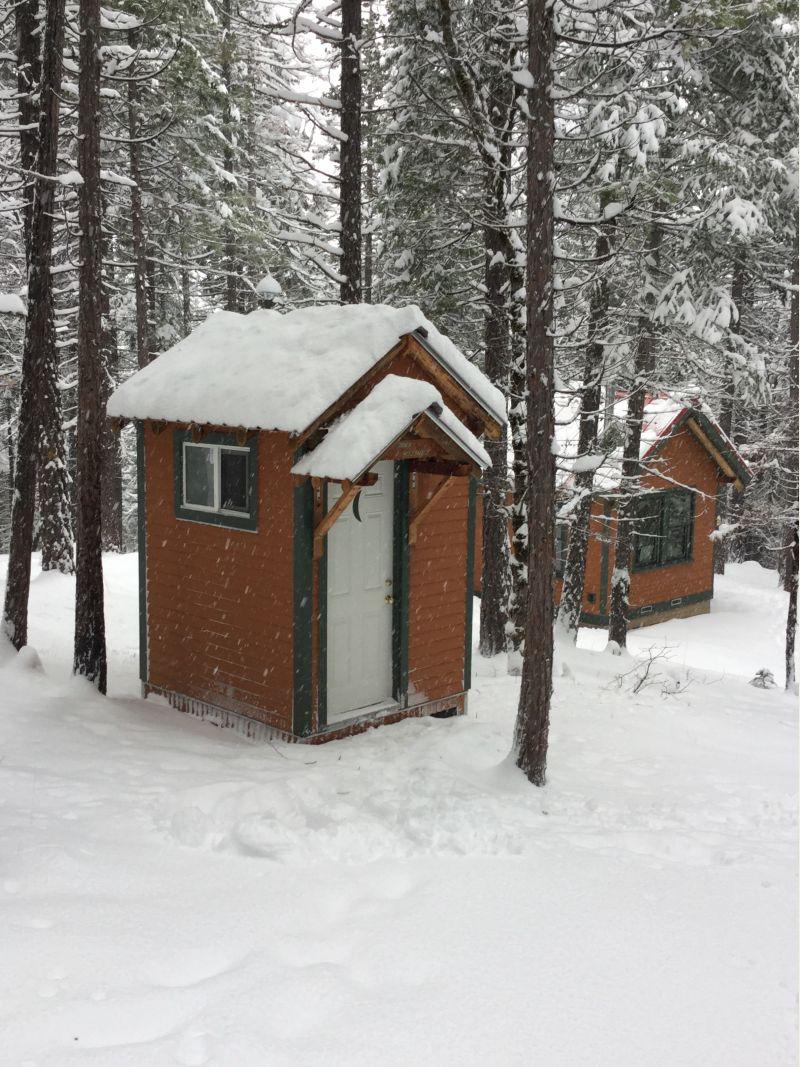 Northern Sierra 300 Sq Ft Small Cabin Forum 3