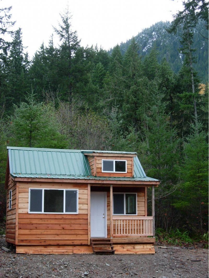 16x20 cabin plans with loft joy studio design gallery for Cabin designs with loft