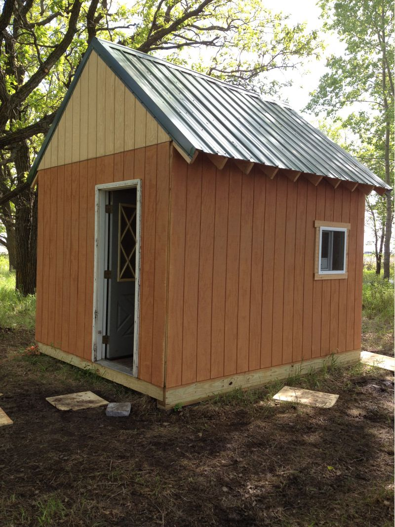 10x12 Close To Home Small Cabin Forum