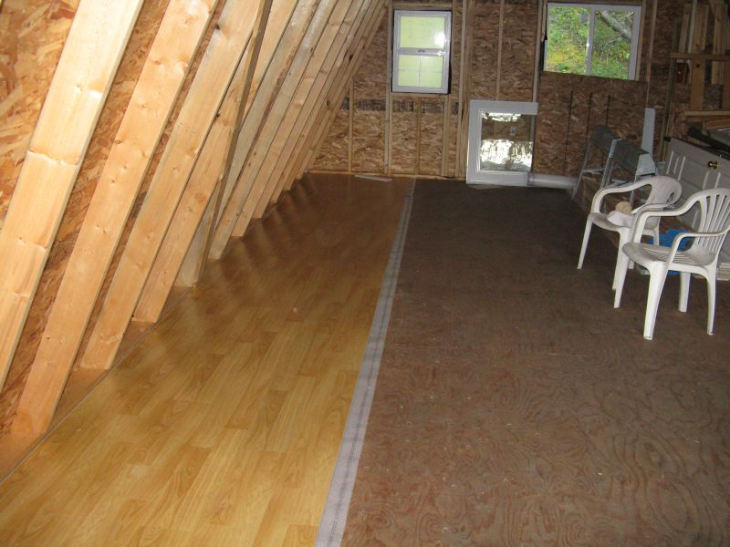 Comlaminate Flooring Walls : Laminate Flooring: Putting Laminate Flooring On Walls