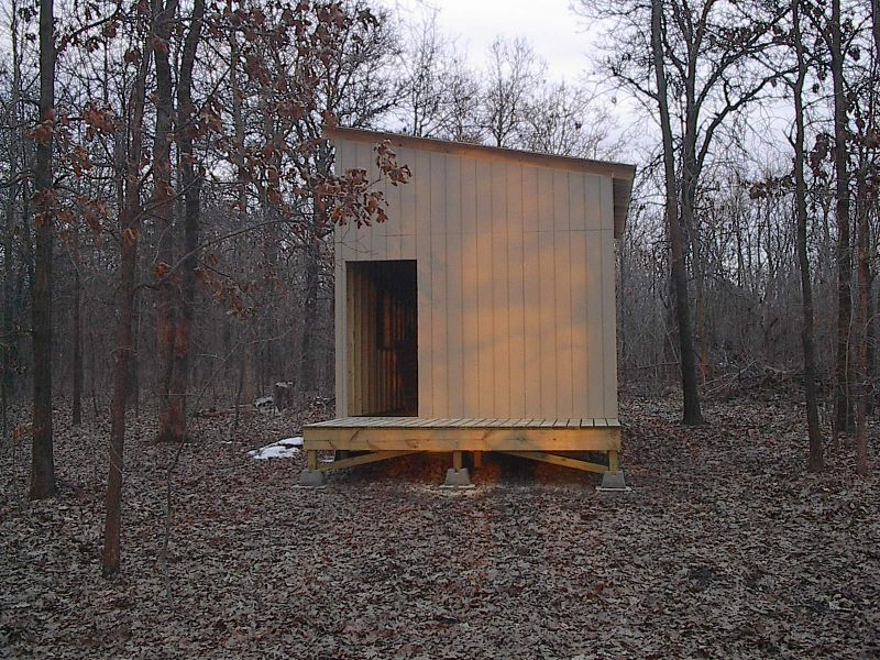 Missouri Cabin Deer Camp Small Cabin Forum