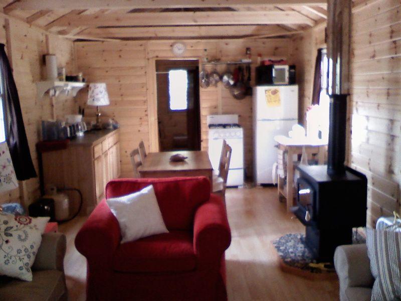 16x32 Cabin Kit In Northern Mi Small Cabin Forum 1
