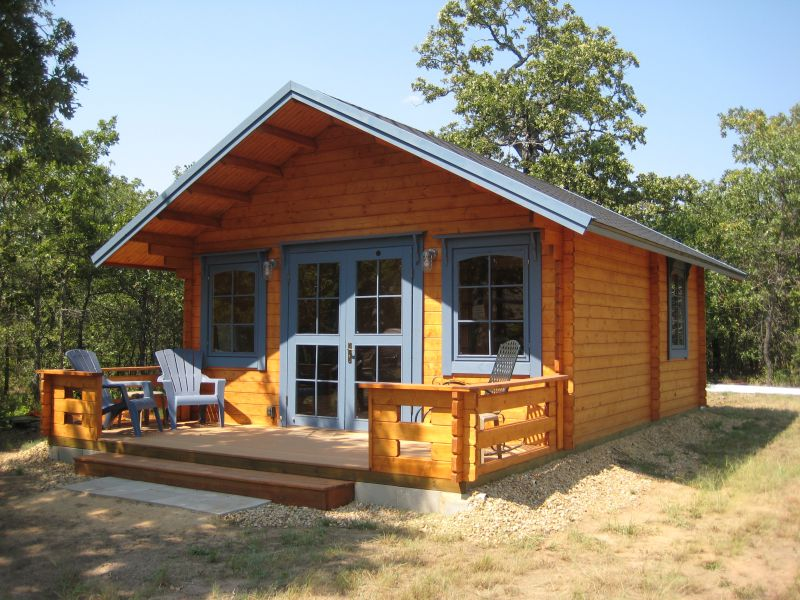 Micco Creek Cabin - Small Cabin Forum (1) on