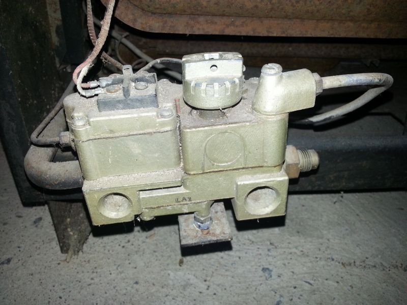 How Do I Hook Up This Propane Furnace Small Cabin Forum