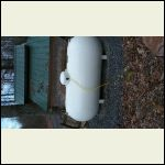 500 gallon propane tank