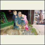 Buck and grandkids