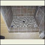 All done but the grout sealer