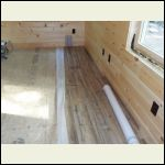 flooring started