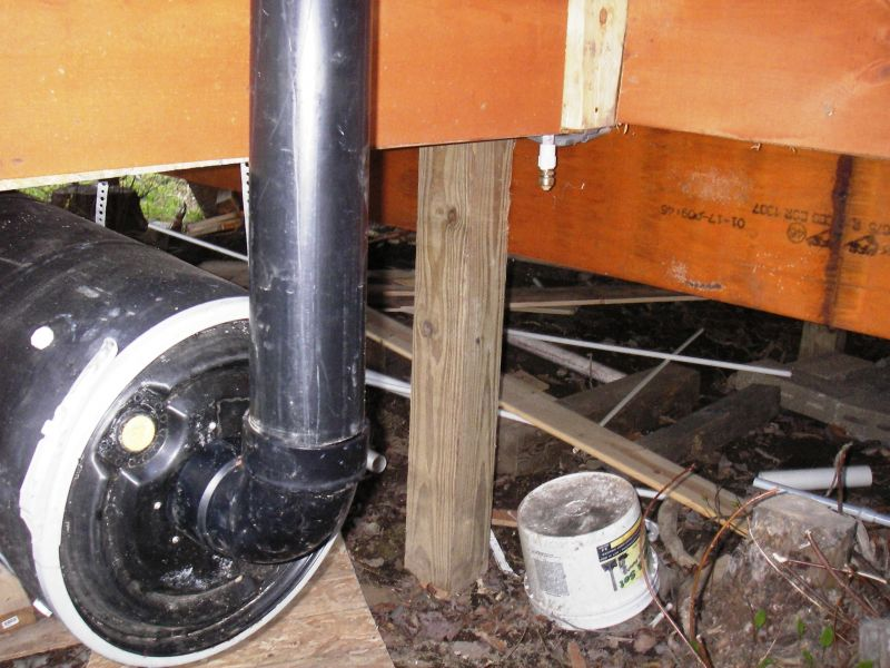 Small Diy Septic System Living Off The Grid Free Yourself