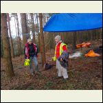 Mariusz and Piotr - traditional log cabin builders