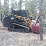 Forest mulcher