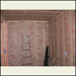 Insulation in place