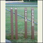 Park like signage