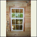 Inside window trim