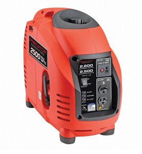 Any less expensive alternative generators to honda for Inverter to run 1 hp motor