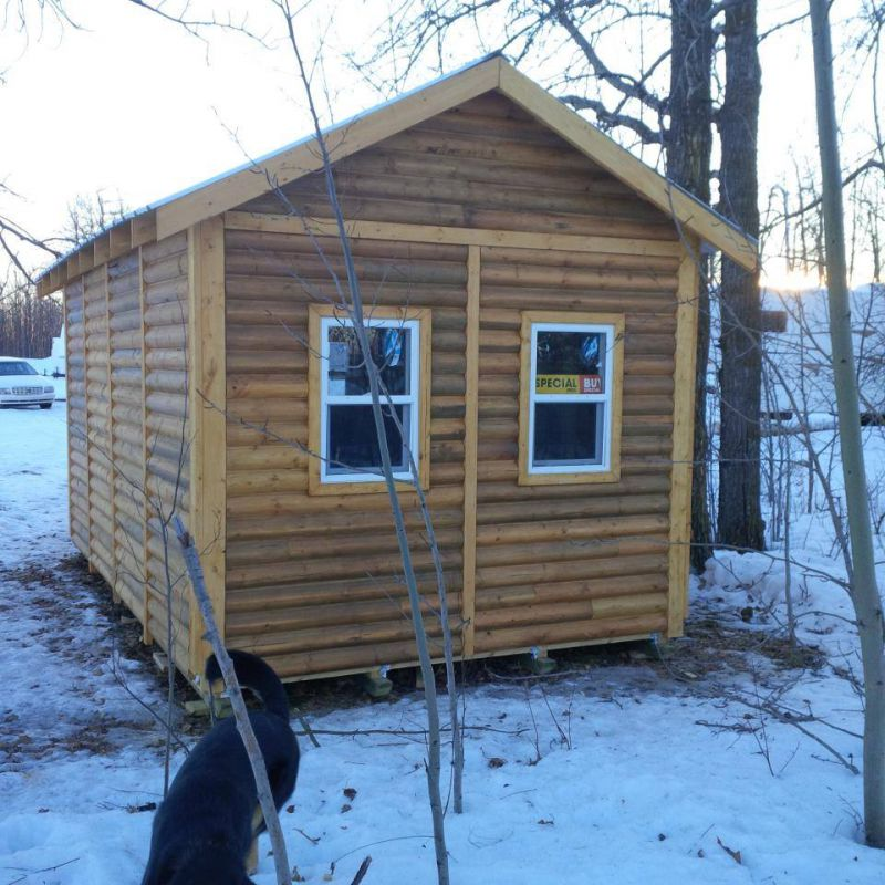Forest Trek Cabins 10x16 Cabin Kit Small Cabin Forum