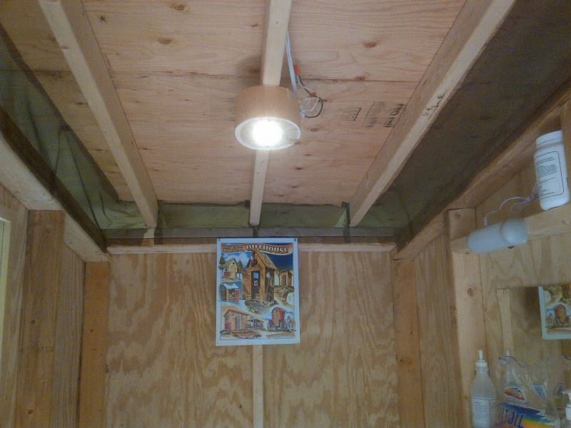 Ideas For Cabin Light Fixtures Small Cabin Forum