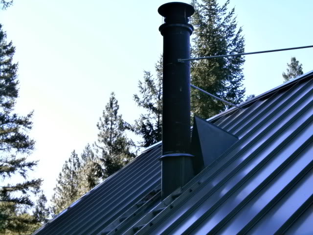 Any Trick To Prevent Stovepipe Chimney Being Sheared By