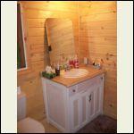 My bathroom vanity