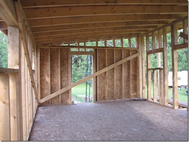 What To Do Frame Build Small Cabin Forum 1