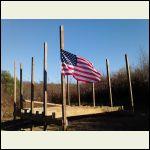 Flag flyin' :)