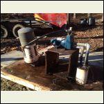 pump/pressure tank