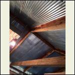 Ceiling metal