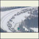 Stranded motorists on I-65