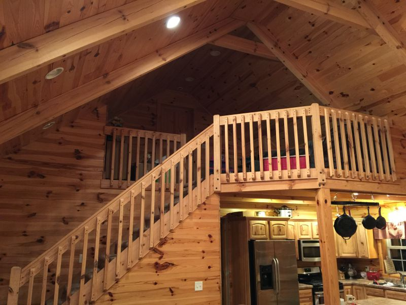 Question On Sissor Trusses Small Cabin Forum