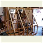 model cabin angle