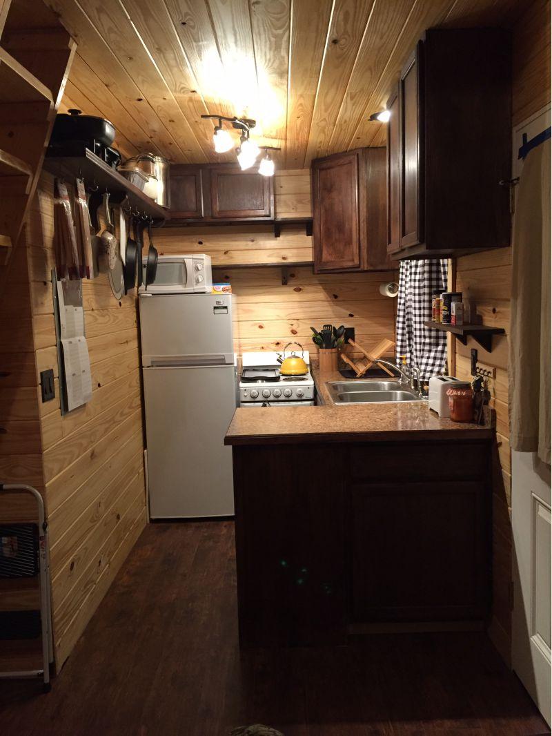 New Alabama 12x20 Cabin With Loft Small Cabin Forum 2