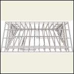 Roof Framing from Cross Section