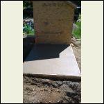 PowerHouse floor slab (hand troweled)
