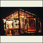 cabin framed 1976