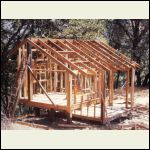 1975 roof rafters in