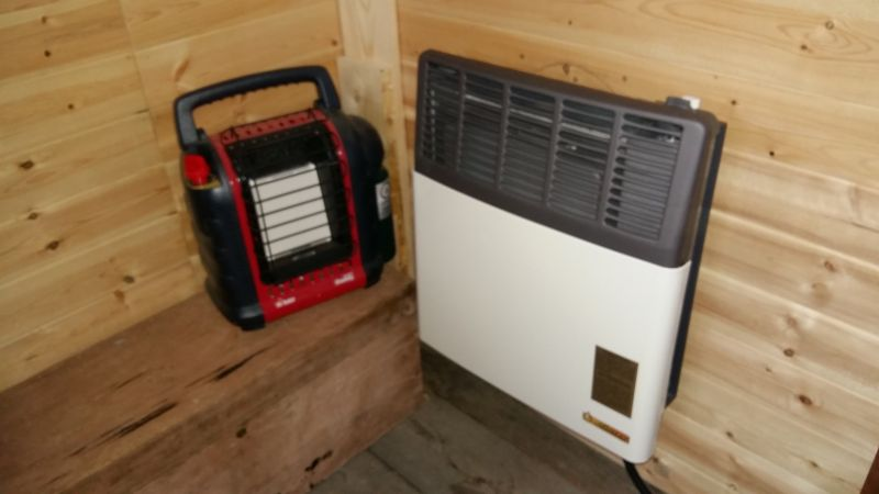 Direct Vent Propane Heater Or Good Alternative In Canada