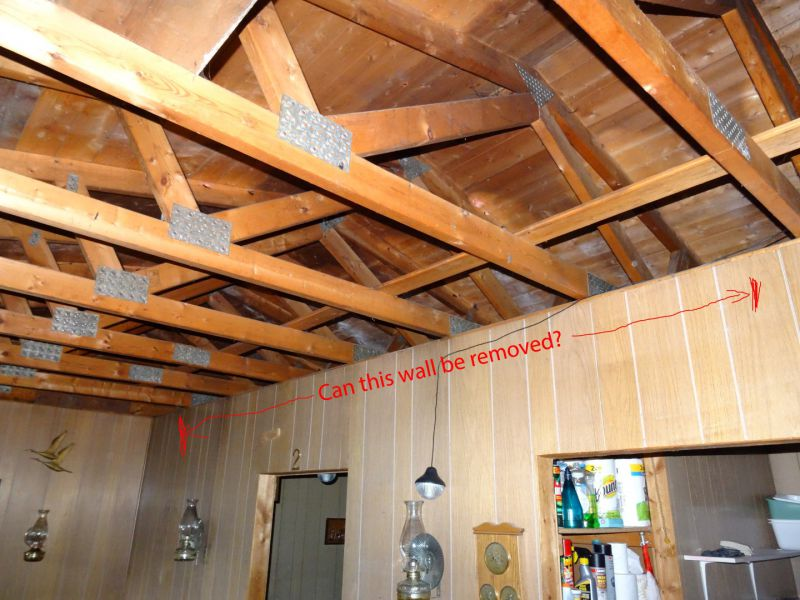 Piers Trusses And Walls Small Cabin Forum