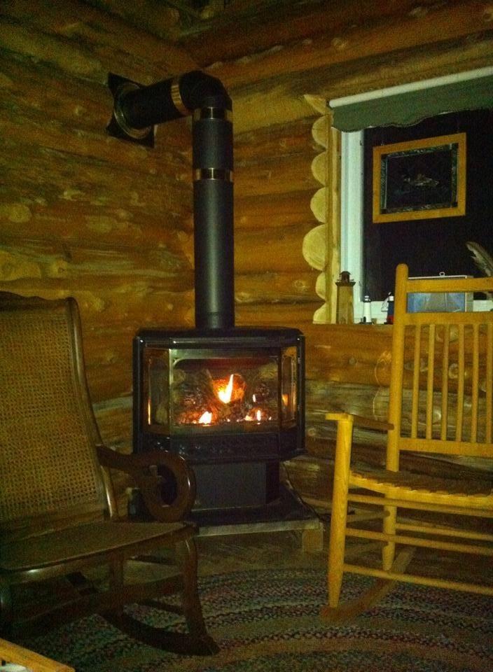 Propane Fireplace Small Cabin Forum