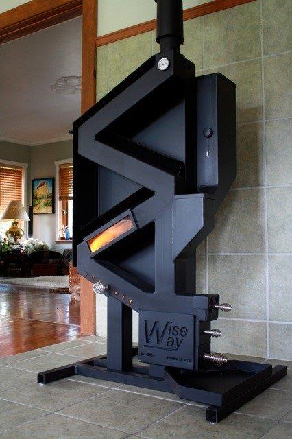 Used Pellet Stoves For Sale >> Has anyone heard of/used the Wiseway stove? - Small Cabin Forum