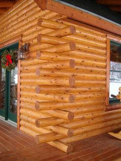 Log cabin small cabin forum 1 for Butt and pass log homes