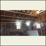 Vents -ceiling Insulation