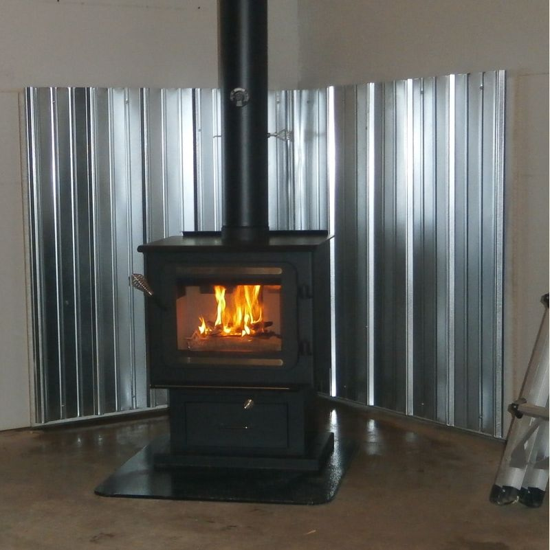 Choosing Wood Stove For 16x20 Cabin Small Cabin Forum