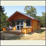 Micco Creek cabin