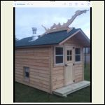 Our wood fired saunas