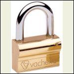 Vachette padlock