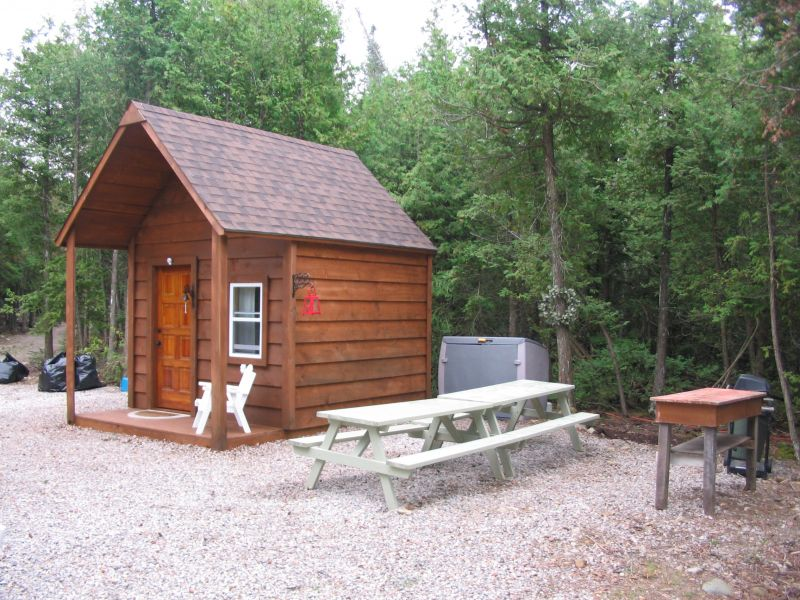 My 100 Sq Ft Quot Cabin Quot In Southwestern Ontario Lake