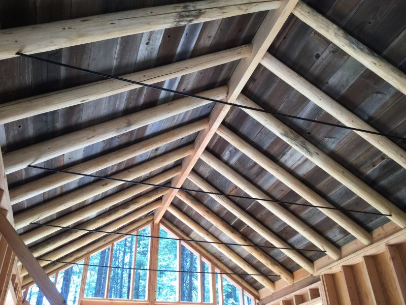 Rafter To Lvl Connection Small Cabin Forum