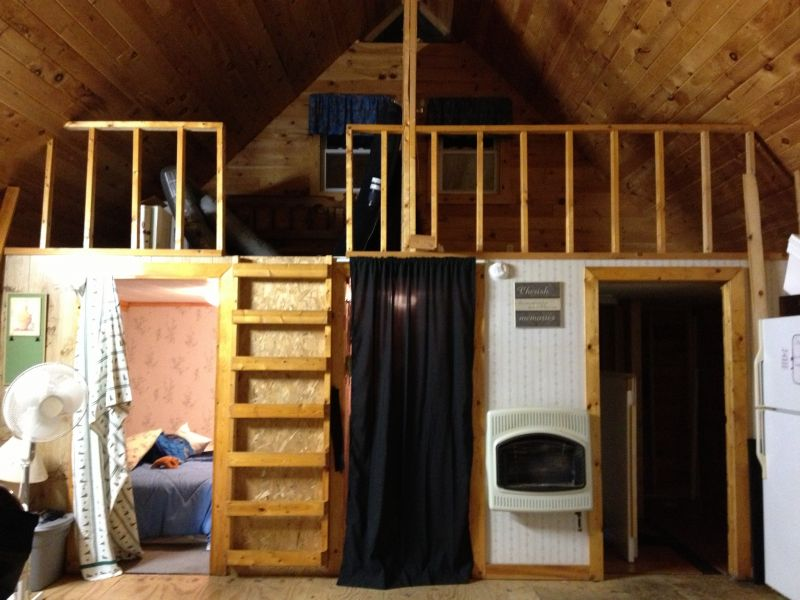 Stairs Vs Ladders Small Cabin Forum