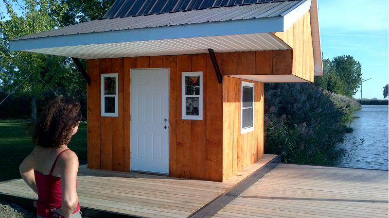 Building A Cabin In Ontario Permits And Fees Small